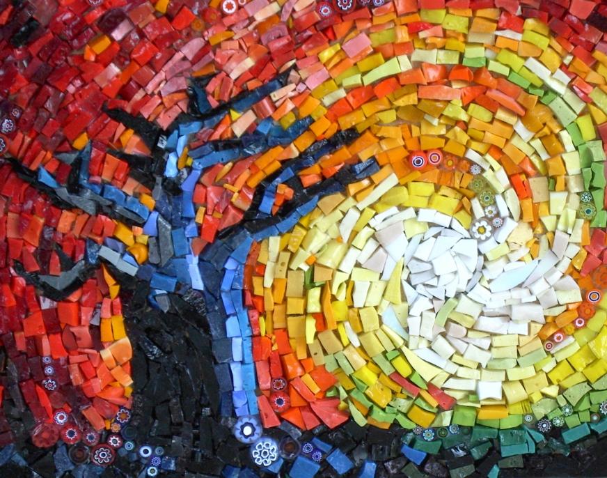 Baobab tree mosaics the crafty network