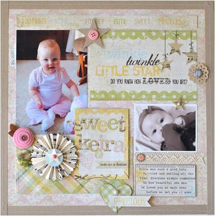 A Crafters Journey Scrapbooking The Crafty Network