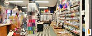 Inside The Bead Shop