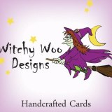 Witchy Woo Cards logo