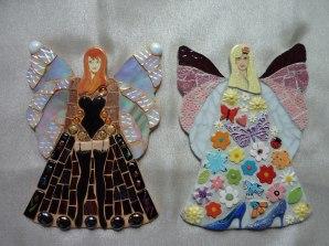 1. Mosaic Mad angels