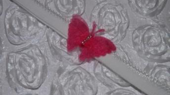 11. Lovely Little Headbands butterfly headband
