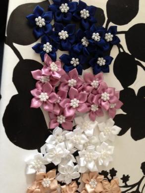11. Lovely Little Headbands flowers new colours