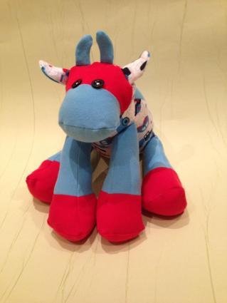 13. Freddies Teddies cow