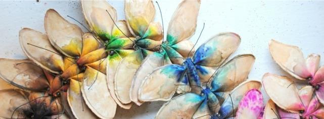 2. Mister Finch butterflies