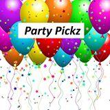 2. Party Pickz logo