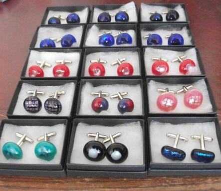5. Elisa Loves Jewellery & Wedding Accessories cufflinks