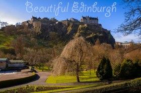 7. Beautiful Edinburgh 2