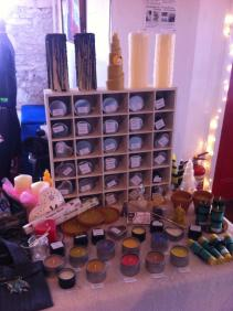 8. Cymru Crafts stall