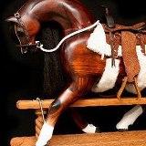Delfryn Rocking Horses logo