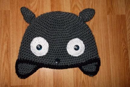 Lilangelsg2 Totoro Crochet Hat The Crafty Network