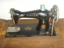 Little Tinkers Restoration Singer
