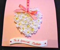Nearest 'n' Dearest mothers day card