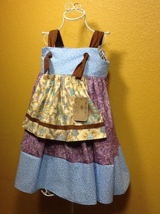 So Sew Shabby Chic Boutique dress