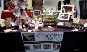 The Chocolate Manor (NI) Stand