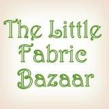 The Little Fabric Bazaar logo