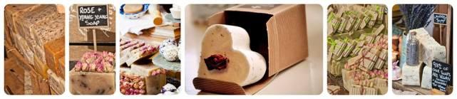 1. The Little Cornish Soap Company mix of items