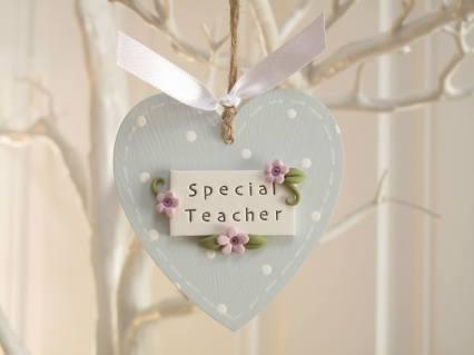 10. Shelly Belle special teacher
