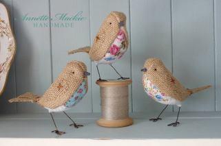 2. Annette Mackie Handmade birds