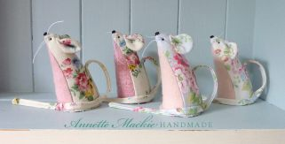 2. Annette Mackie Handmade mice