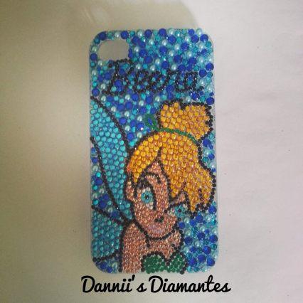 4. Dannii's Diamante's Character Cases