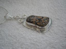 5. Rita Balfour Silver pendant