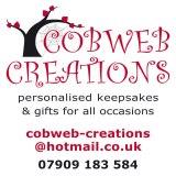 6. Cobweb Creations logo