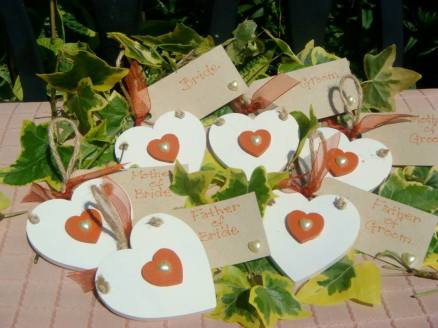 6. Cobweb Creations wedding favours