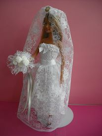 Dolly Mixture Designs wedding outfit