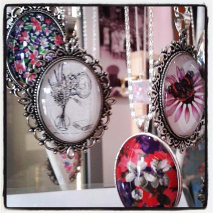 House of Redgrave pendants