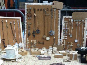 Pearls and Petticoats display