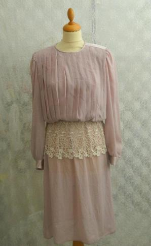 Pearls and Petticoats vintage dress