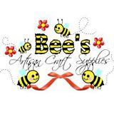 11. Bee's Artisan Craft Supplies logo