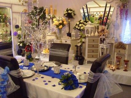 11. Dainty Supplies Ltd table settings