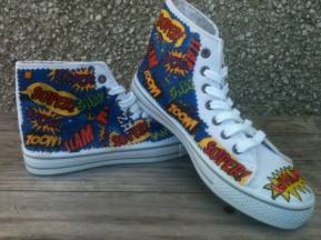 12. Geek Boutique shoes