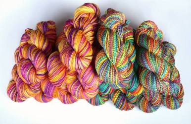 2. For the love of yarn exclusive yarn