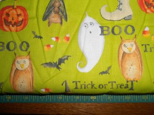 Bon Ami Fabulous Fabrics ~ Autumn and Halloween Fabric