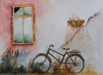 5. Bavaro Art bicyle