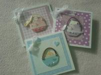 5. Kute Cards mini notelets
