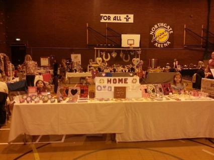 6. Well House crafts craft stall