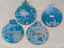 6. Well House crafts xmas decorations