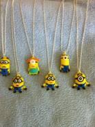 7. CoCo Creations minion pendants