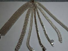 8. Jewellery My Design chain maile bracelets