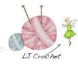 8. L J Crochet logo