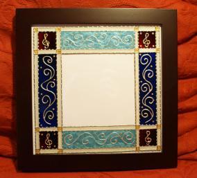 9. Rosewood Crafts photo frame