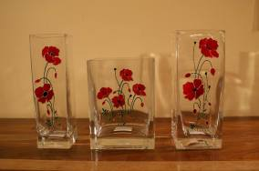 9. Rosewood Crafts poppies