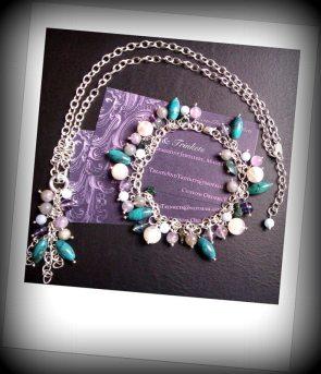9. Treats & Trinkets pisces bracelet and necklace ~ December