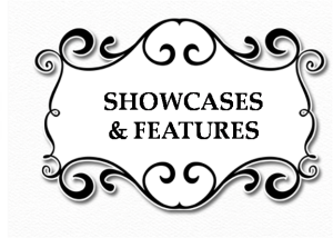 Showcases & Features label