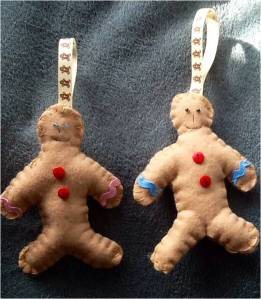 3. JOJO'S MAKES & BAKES Item 5 Gingerbread men