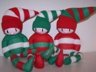 5. SOCKSY BEASTS elves